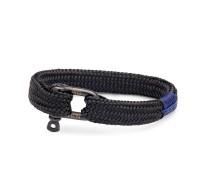 Herren-Armband Sharp Simon, black