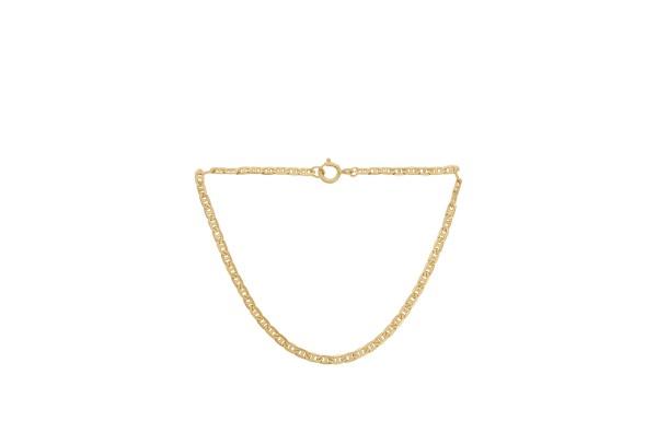 Pernille Corydon Armband Therese, vergoldet
