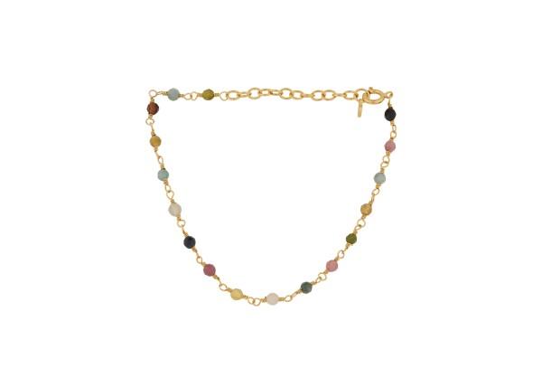 Pernille Corydon Armband Shade, vergoldet