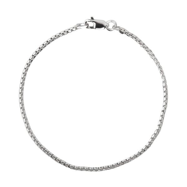 Armband Lulu, Silber