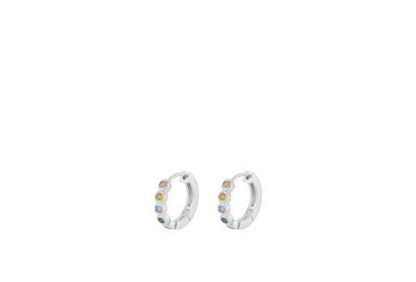 Pernille Corydon Huggie Stardust, Silber