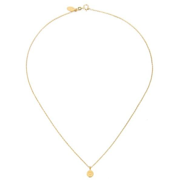 Kette Love Heart Gold Pendant, vergoldet