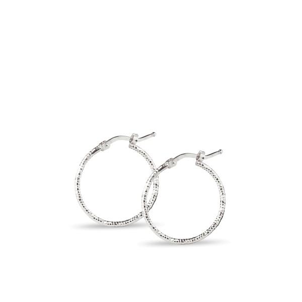 Jeberg Jewellery Creolen Rituals, Silber