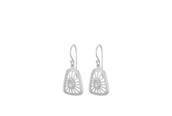Ohrringe Thilde, Silber