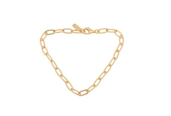 Pernille Corydon Armband Esther, vergoldet