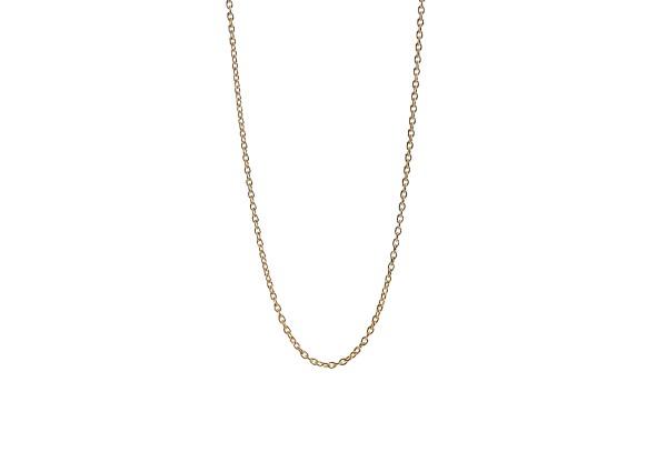Pernille Corydon Kette Anchor short, vergoldet