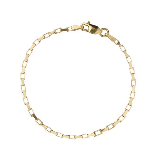 Jeberg Jewellery Armband Lucy, vergoldet