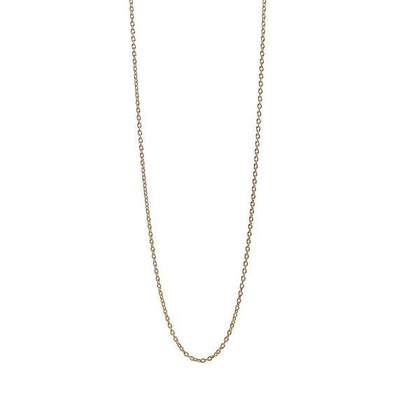 Pernille Corydon Kette Anchor long, vergoldet