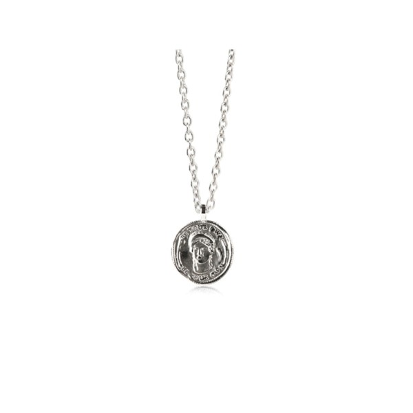 Jeberg Jewellery Kette Be your own muse petite, Silber