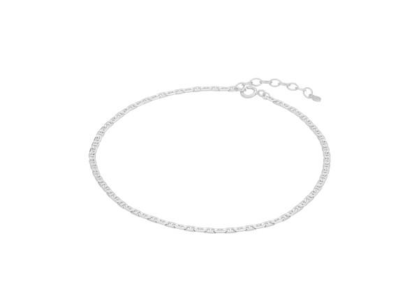 Pernille Corydon Fußkette Therese, Silber