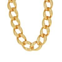 Kette Quiver Gold, vergoldet