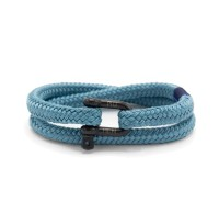Herren-Armband Salty Steve, sky blue
