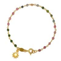 Satya Armband Abundant Joy, vergoldet