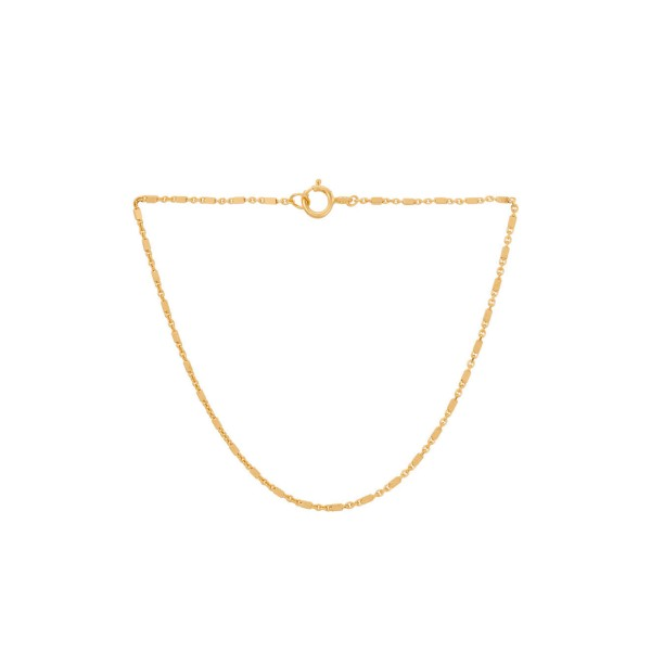 Armband Thea, vergoldet