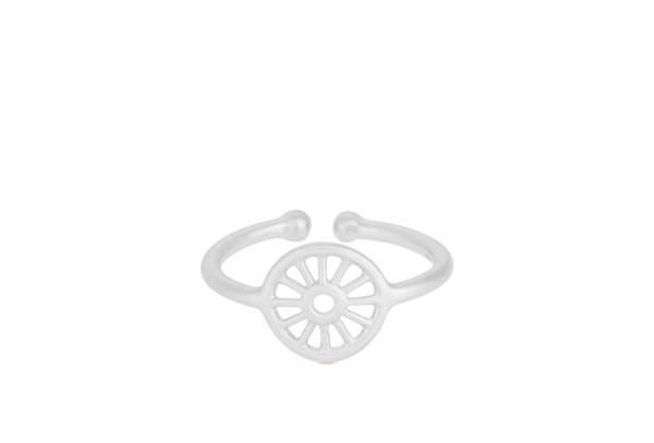 Ring Small Sunlight, Silber