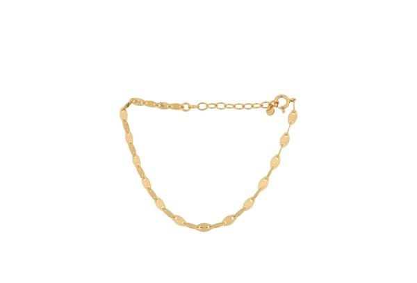 Pernille Corydon Armband Ocean Stars, vergoldet