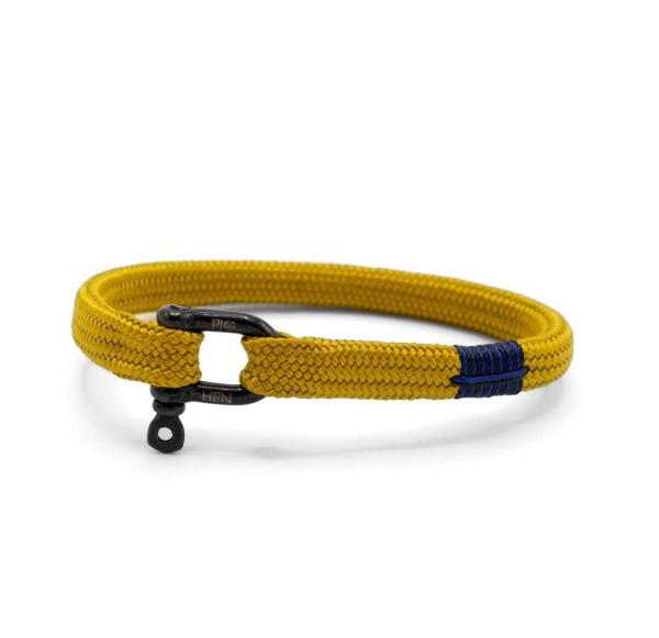 Herren-Armband Vicious Vik, mustard