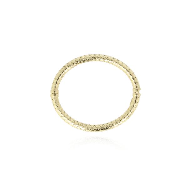 LOTT.gioielli Armreif Kobra, M, vergoldet