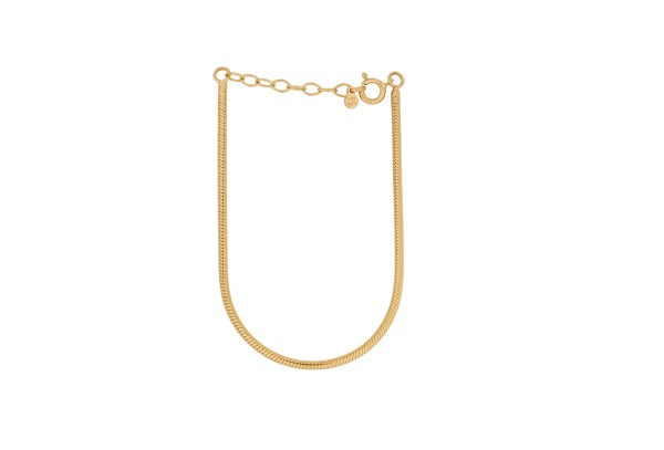 Pernille Corydon Armband Ella, vergoldet
