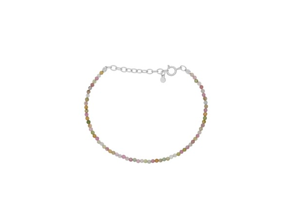 Armband Light Rainbow, Silber