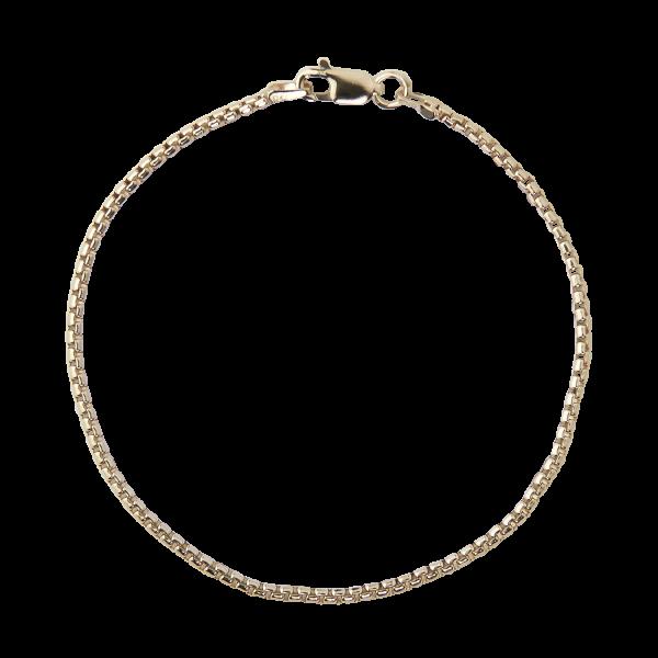 Jeberg Jewellery Armband Lulu, vergoldet