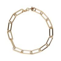 Jeberg Jewellery Armband Sophia, vergoldet